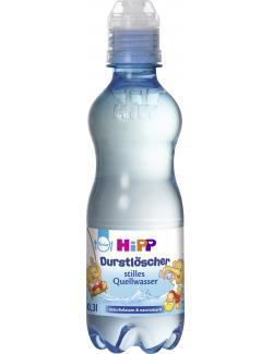 Hipp Durstl�scher stilles Quellwasser  (300 ml) - 4062300222410