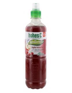 Hohes C Naturelle Apfel-Kirsche  (500 ml) - 4048517600579