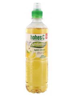Hohes C Naturelle Apfel-Zitrone  (500 ml) - 4048517600630