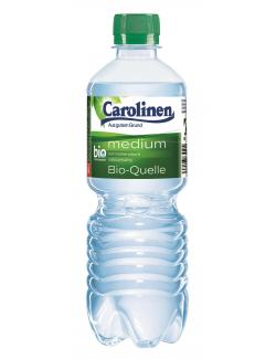 Carolinen Mineralwasser medium  (500 ml) - 42188421