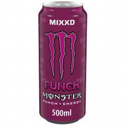 Monster Punch + Energy Baller