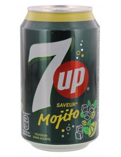 Seven Up Mojito  (330 ml) - 4260231222725