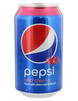 Pepsi Wild Cherry  (330 ml) - 4260231220066