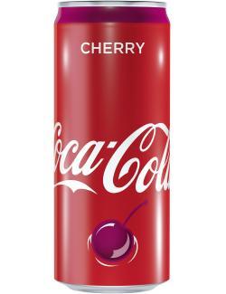 Coca Cola Cherry  (330 ml) - 4260231223111