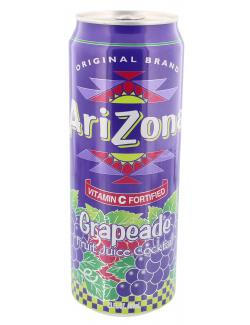 Arizona Grapeade Fruit Juice Cocktail  (680 ml) - 4260231220875