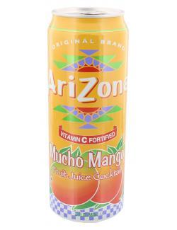 Arizona Mucho Mango Fruit Juice Cocktail  (680 ml) - 4260231222138