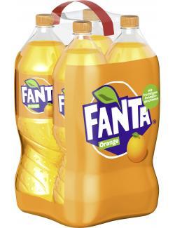 Fanta Orange  (4 x 1,50 l) - 5000112547856