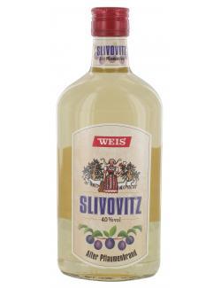 Weis Slivovitz Alter Pflaumenbrand  (700 ml) - 4002689001374