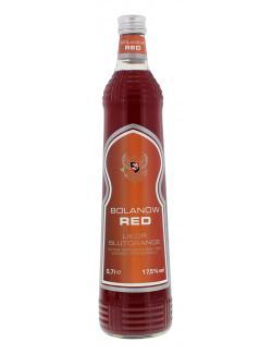 Bolanow Red Likör Blutorange  (700 ml) - 4306188054917