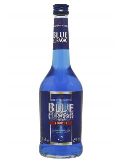 Darendraechter Blue Curacao Liqueur  (500 ml) - 4306188119401