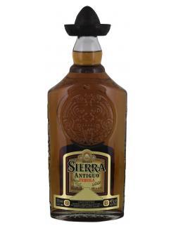 Sierra Tequila Antiguo  (700 ml) - 4062400544153