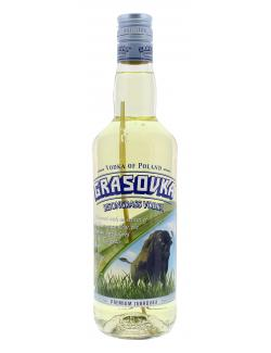 Grasovka Büffelgras Wodka  (500 ml) - 4004726002719