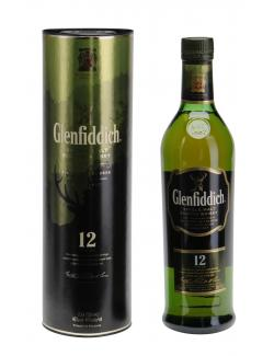Glenfiddich Single Malt Scotch Whisky 12 years  (700 ml) - 5010327000176