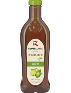Riemerschmid Frucht-Sirup Limette  (500 ml) - 4000269101735