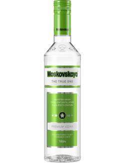 Moskovskaya Russischer Wodka  (500 ml) - 4053500002018