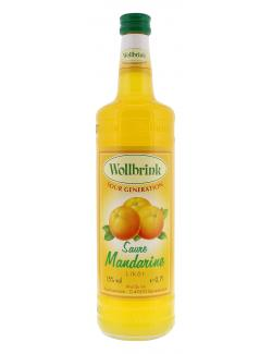 Wollbrink Saure Mandarine  (700 ml) - 4000999107427