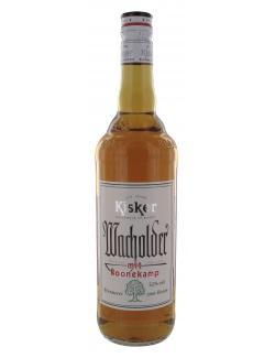 Kisker Wacholder mit Boonekamp  (700 ml) - 4074900600314