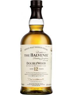 Balvenie Double Wood Single Malt Scotch Whisky 12 years  (700 ml) - 5010327505138