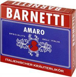 Barnetti Amaro Italienischer Kr�uterlik�r  (4 x 0,02 l) - 4306188001775