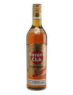 Havana Club A�ejo Especial 40% Vol.  (700 ml) - 8501110080330