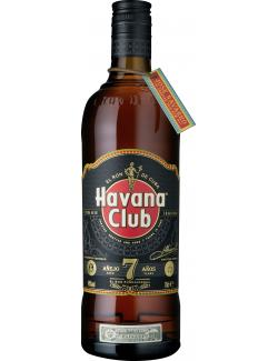 Havana Club A�ejo 7 A�os Rum  (700 ml) - 8501110085908