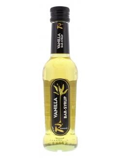 Riemerschmid Bar-Syrup Vanilla  (250 ml) - 4000269001189
