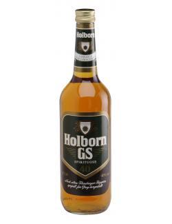Holborn Gs 40% Vol.  (700 ml) - 4001731156796