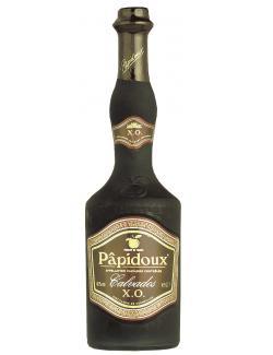 Papidoux Calvados X.O.  (700 ml) - 4062400485135
