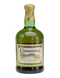 Connemara Single Malt Whiskey  (700 ml) - 4072500012186