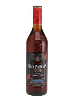 Old Pascas 73 Jamaica Rum  (700 ml) - 4062400521505