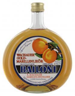 Bailoni Marillen Likör  (700 ml) - 9001525011008