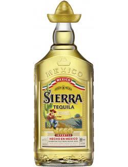 Sierra Tequila Reposado  (700 ml) - 4062400543125