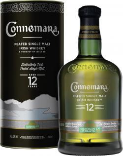 Connemara Single Malt Irish Whiskey 12 years  (700 ml) - 5099357002497