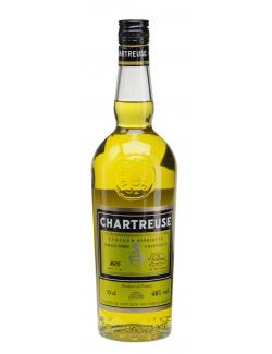 Chartreuse Gelb  (700 ml) - 3023480120706