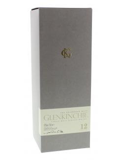 Glenkinchie The Edinburgh Malt 12 Years Single Malt Scotch Whisky  (700 ml) - 5000281021935