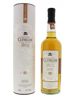 Clynelish 14 Years Single Malt Coastal Highland Scotch Whisky  (700 ml) - 5000281016528