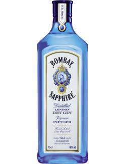 Bombay Sapphire London Dry Gin  (1 l) - 5010677716000