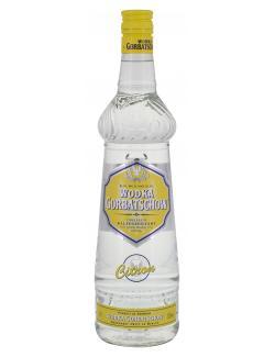 Wodka Gorbatschow Citron  (700 ml) - 4003310013803