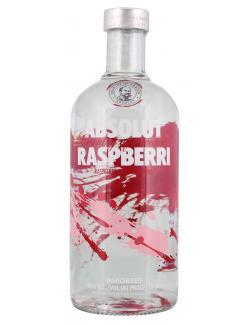 Absolut Vodka Raspberri  (700 ml) - 7312040040704