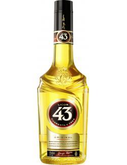 Licor 43 Original  (700 ml) - 8410221110150
