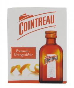 Cointreau Premium-Orangenlik�r  (2 x 0,05 l) - 3035542018364