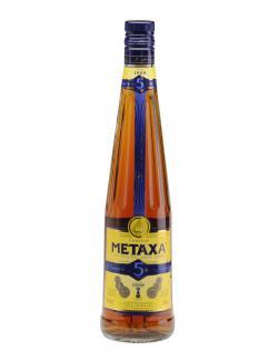 Metaxa 5-Sterne  (700 ml) - 5202795160210