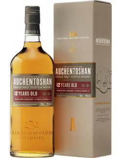 Auchentoshan Single Malt Scotch Whisky 12 years  (700 ml) - 5010496001769