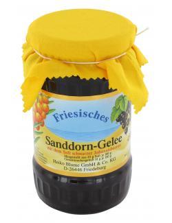 Heiko Blume Friesisches Sanddorn-Gelee mit Johannisbeersaft  (340 g) - 4101040008035