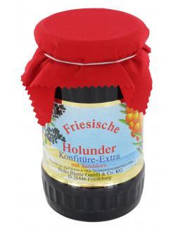 Heiko Blume Friesische Sanddorn-Holunder Konfitüre extra  (34 g) - 4101040008059