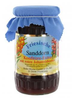 Heiko Blume Friesische Sanddorn-Johannisbeere Konfit�re extra  (340 g) - 4101040008073