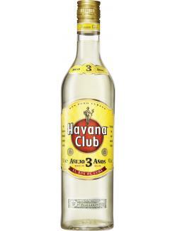 Havana Club A�ejo 3 A�os Rum  (700 ml) - 8501110089975