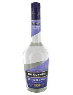 De Kuyper Creme de Cacao White Liqueur  (700 ml) - 8710625509810