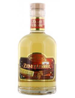 Heiko Blume Zimtlik�r 22 Karat Blattgold  (500 ml) - 4101040036502