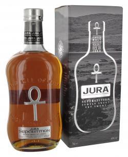 Isle of Jura Superstition Single Malt Scotch Whisky  (700 ml) - 5013967002821